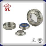Roestvrij staal 304 316L Sanitaire Mannelijke Unie met Pakking