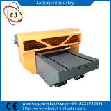 La vendita calda per il Mobile copre la stampante a base piatta UV di formato Cj-R4090UV del tavolo A2 di Digitahi di stampa delle penne degli accenditori di testa di stampa Dx5