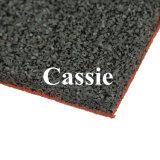 Утилизация резины оформление/цветные резиновые Найджелом Пэйвером/переплетение резиновых плитками на полу