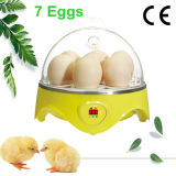 Hhd 7 Eggs Fully Automatic Chicken Egg Incubator für Hatching