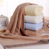 100%の報酬の綿、容易な洗浄、多目的タオル
