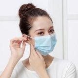 máscara protetora 3ply não tecida que faz a máquina