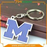 Metallo in lega di zinco Keychain di marchio su ordinazione
