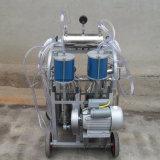 搾乳器機械を搾り出す電気ピストン倍のバケツ