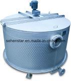 304ステンレス製の鋼鉄幅の流路の下水の熱交換器