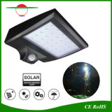LEDの太陽屋外の照明防水庭力の照明の壁ランプ