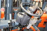 тепловозная платформа грузоподъемника 3ton с ручной автоматической передачей