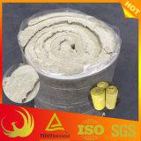 Thermische Wärmeisolierung-Material-Felsen-Wolle-Zudecke für großformatiges Rohr und Becken