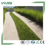 40mm 16800 плотностей Landscaping трава домашнего украшения искусственная