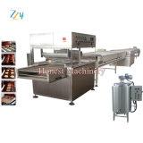 Automatique Le revêtement de chocolat de la machine en acier inoxydable
