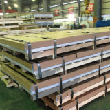 6061 6063 Aluminium/het Blad/de Rol van het Oxyde van de Legering van het Aluminium de Plaat/