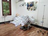 ステンレス鋼多機能の電気操作のベッド(SLV-B4302)