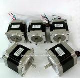 Klein Lawaai 57*57mm het Stappen NEMA23 Motor voor CNC Machine met Ce, RoHS