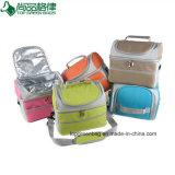 Couleur Double-Deck populaire diversifié isolés des sacs de refroidisseur