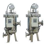 Limpeza automática do filtro de água com aço inoxidável 304 Filtrador da cunha (YLXS)