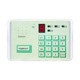 4つの電話番号を用いる機密保護のトラ911 PSTNの自動ダイアラー