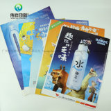 chinese Manufacture Custom Printed Company 회사 팜플렛 아코디언 종이 전단