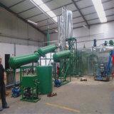 Filtro de Óleo de Motor Usado máquina de reciclagem de resíduos de óleo do motor da coluna de destilação