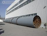 China Calcinação Competitiva Preço forno rotativo