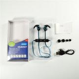 Ecouteur Casque sans fil Bluetooth Casque à écouteurs sport Téléphone (bleu) (M2)