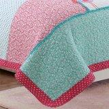 Baumwolle/Polyester, welches die starke/dünne mit Ultraschallbettdecke verwendet als Sommer-Steppdecken steppt