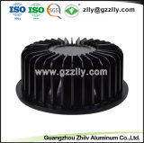 China fabricante de perfiles de aluminio anodizado PARA LÁMPARA DE LED