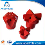 Auto-Perforazione dei bit di trivello dell'ancoraggio della barra della cavità della costruzione degli strumenti Drilling
