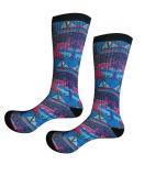 100%Cotton Socke, Sport-Team-Socke