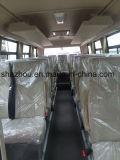 Bus di spola facente un giro turistico di capienza delle 30 sedi con Cummins Engine