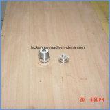 CNCの精密中央機械装置部品