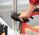 GPSのスマートなロックBluetoothによってバイクの自転車のレンタルシステムを共有する無線スマートカード公共都市