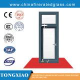Фиксированная или открывающиеся тип индивидуальные формы окна с рейтингом пожара пожара номинальной стекла