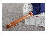 Eixo de madeira popular no guarda-chuva do negócio dos homens de Inglaterra