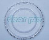 Стекло Стекло пластины пластины зарядного устройства зарядное устройство плиты пластических масс посуда