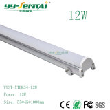 Lámpara linear del tubo del LED