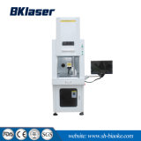 20W Mopa grabadora láser de fibra de aluminio marca negra
