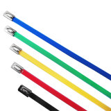 Cable de acero inoxidable amarres Zip