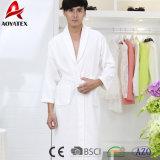 Accappatoio 100% della cialda del cotone di alta qualità della fabbrica della Cina