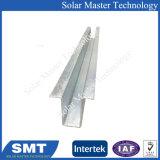 Горячий DIP оцинкованных настраиваемый угол панели солнечной системы установки соединения на массу