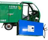 Nachladbarer 18650 Lithium-Ionenbatterie-Satz 60V20ah für elektrisches Auto
