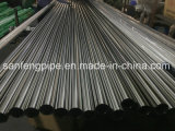 Tubo Polished del acero inoxidable DIN11580