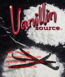 O pó de cristal Flavours o Vanillin da fragrância (121-33-5) para o aditivo de alimento
