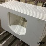 Hotel-Möbelcountertop-feste Oberflächenfertigeitelkeits-Oberseite