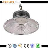 CREE de aluminio de fundición a presión a troquel ligero LED Highbay del proyecto para la alameda de compras