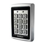 125kHz sistema independiente del control de acceso del telclado numérico de la tarjeta del metal RFID con luminoso