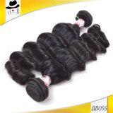 Малайзийские верхние выдвижения волос девушки продают выдвижения оптом человеческих волос