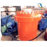 Los cilindros hidráulicos soldada reforzada con 10 toneladas de capacidad