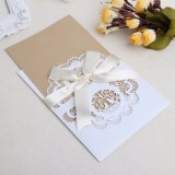 De creatieve Aangepaste Kaart van de Verjaardag van de Gift van de Kaarten van de Uitnodiging van het Huwelijk