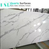 Migliore di pietra di Statuario del quarzo bianco di Calacatta del marmo