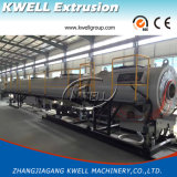 Tubulação de PE/PP/PPR que rosqueia a tubulação da extrusão Line/HDPE do molde que faz a extrusora da máquina